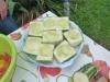 Zuchini preparation