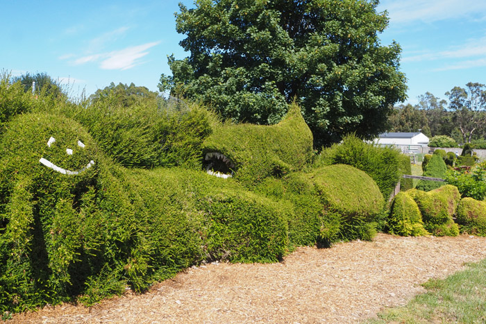 Topiaries of Railton